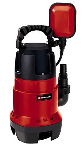 Einhell GC-DP 7835 -Bomba de aguas sucias(780W, capacidad de 15.700 l/h, profundidad max. de...