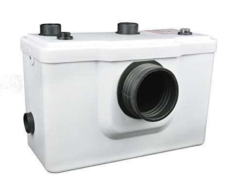 Triturador Sanitario WC - Bomba Elevación de Agias Residuales, Bomba Trituradora de Agua Residual...
