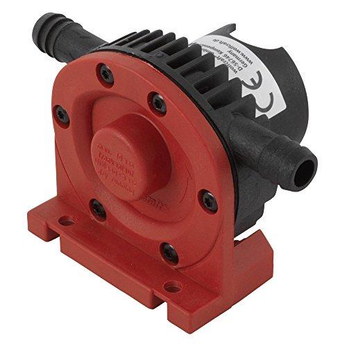 Wolfcraft WFC2202, Bomba, vástago, rojo,13 mm (CE), 1300 l/h